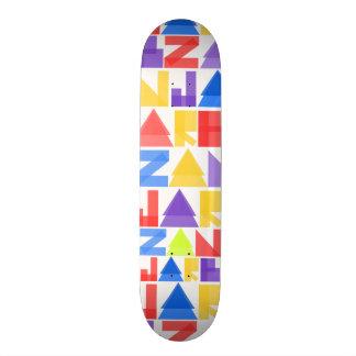 Jarb - Zan pro model Skateboard Deck