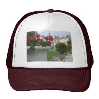 Jardin du Luxembourg Mesh Hat