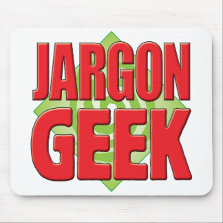 Jargon Geek v2 Mouse Mats