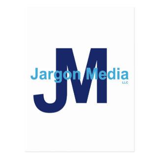 Jargon Media LLC Postcard