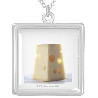 Jarlsberg Cheese Slice Jewelry