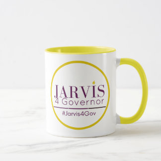 Jarvis 4 Governor 2-Tone Mug