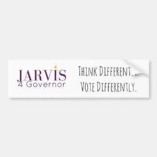 Jarvis 4 Governor Bumper Sticker