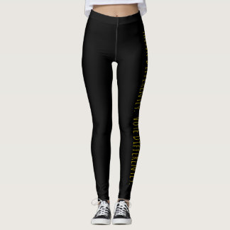 Jarvis 4 Governor Campaign Women's Leggings