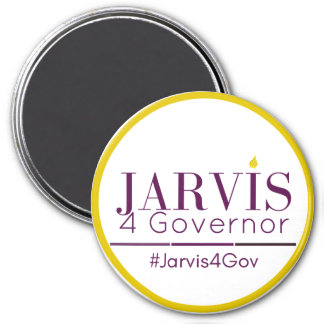 Jarvis 4 Governor Magnet