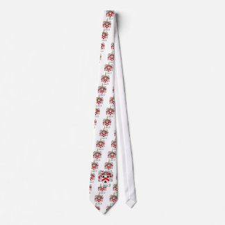 JARVIS FAMILY CREST -  JARVIS COAT OF ARMS TIE