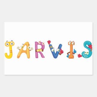 Jarvis Sticker