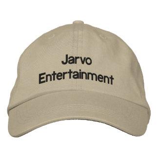 Jarvo Entertainment Hat Embroidered Baseball Cap
