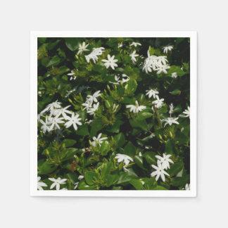 Jasmine Flowers Paper Napkin