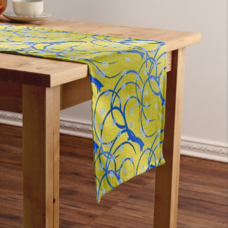 Jasmine Lime Short Table Runner