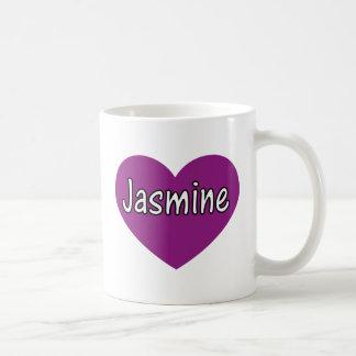 Jasmine Coffee Mug