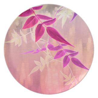 Jasmine Sunrise Plate