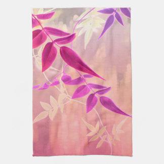 Jasmine Sunrise Tea Towel