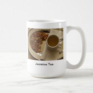 Jasmine Tea Classic White Coffee Mug
