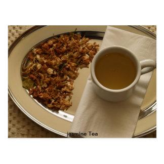 Jasmine Tea Postcard