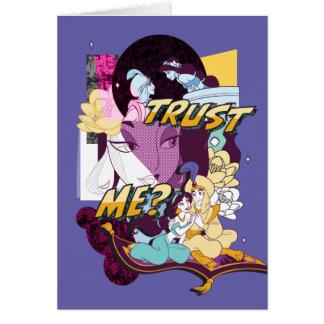 Jasmine | Trust Me Card