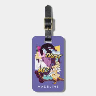 Jasmine | Trust Me Luggage Tag
