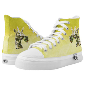 Jasmine Unicorn Printed Shoes