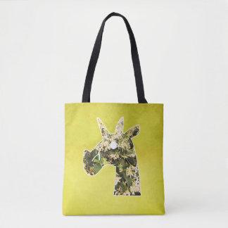 Jasmine Unicorn Tote Bag