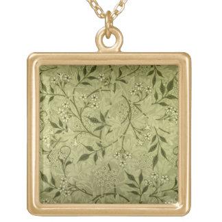 'Jasmine' wallpaper design, 1872 Necklace