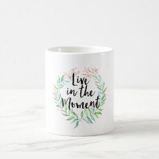 Jasmine Watercolor Moment Coffee Mug
