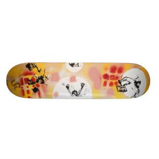 Jason Smithson Designer #3 Skate Board Decks