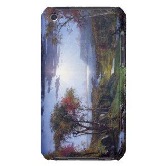 Jasper Francis Cropsey - Autumn - On the Hudson Ri iPod Case-Mate Case