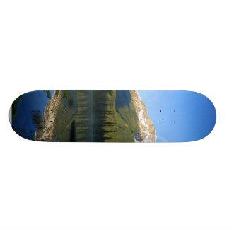 Jasper Lakes Reflections National Park Skate Deck