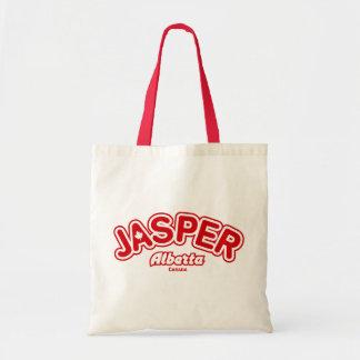 Jasper Leaf Tote Bags