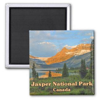 Jasper National Park Canada Magnet