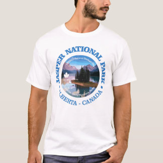 Jasper National Park (Lake Maligne) T-Shirt