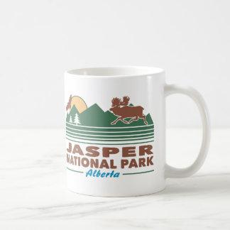 Jasper National Park Moose Coffee Mug