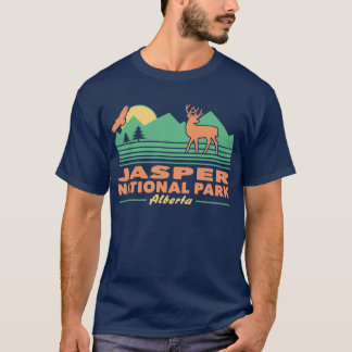 Jasper National Park Mule Deer T-Shirt