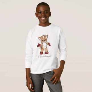 Jasper the Fox t-shirt
