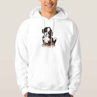 Jasper-the-Puppy Men's Hoodie