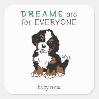 Jasper-the-Puppy Sticker