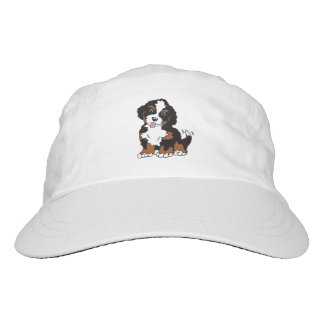 Jasper-the-Puppy Woven Adult Hat