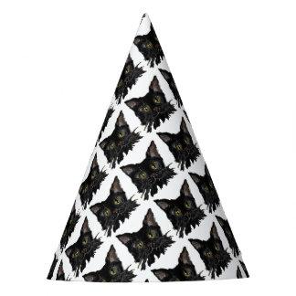 JASPER -your HALLOWEEN Black Cat Party Hat