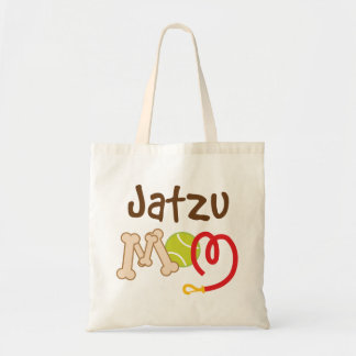 Jatzu Dog Breed Mom Gift Tote Bag
