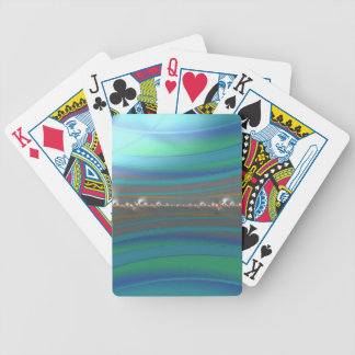jauntier ivy fractal bicycle playing cards