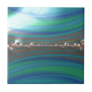 jauntier ivy fractal ceramic tile