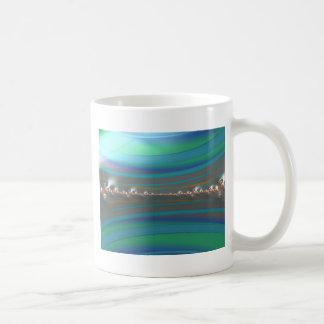 jauntier ivy fractal coffee mug