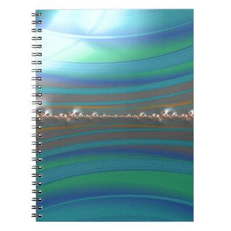 jauntier ivy fractal notebook
