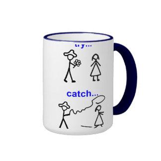Java Cup Ringer Mug