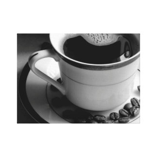 Java Dark Brew - Canvas
