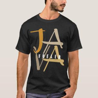 Java Fueled Basic Dark T-Shirt
