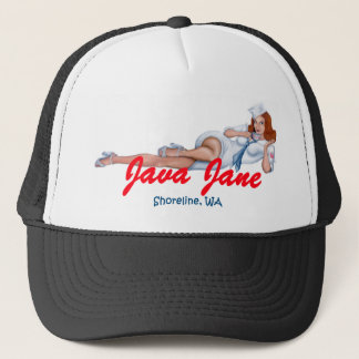 Java Jane Trucker Hat Pick your Color