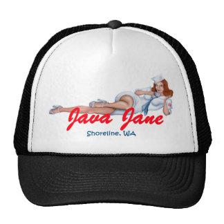 Java Jane Trucker Hat Pick your Color