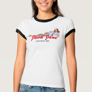 "Java Jane ""We Can Do It!"" T-Shirt"