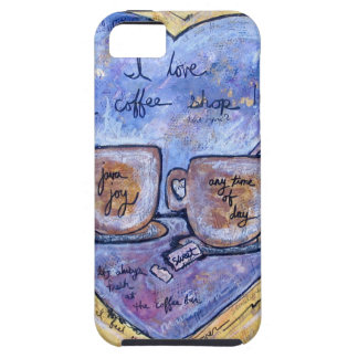 Java joy case for the iPhone 5